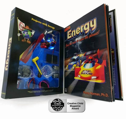 Science Wiz Energy Experiment Science Kit