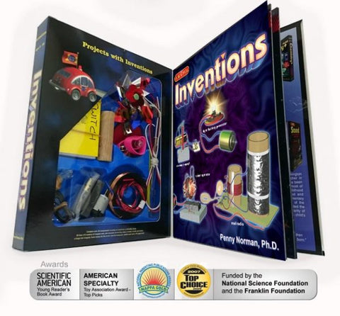 Science Wiz - Inventions Science Kit