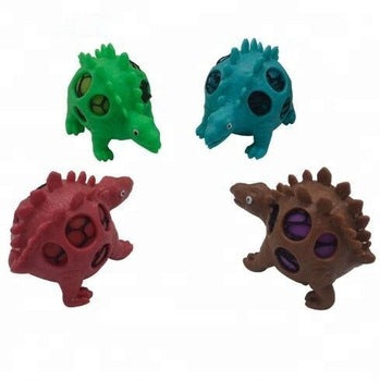 Dinosaur Mesh Squishy Ball