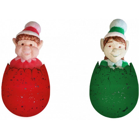 Elf Hatching Egg - Nurchums