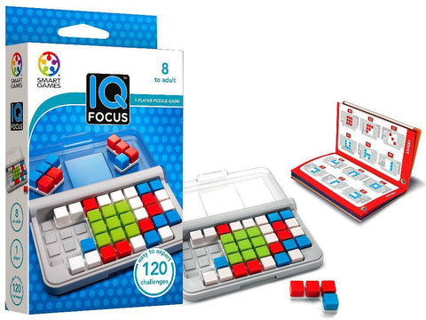 IQ Focus Game