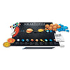 4M - Large Solar System 3D Model Making Kit - Glow In The Dark
