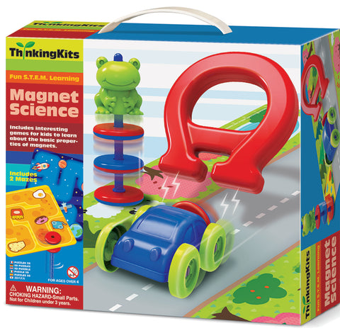 4M - Thinking Kits - Magnet Science