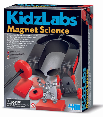 4M - Magnet Science Kit