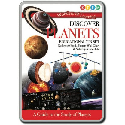 Discover Planets Educational Science Kit