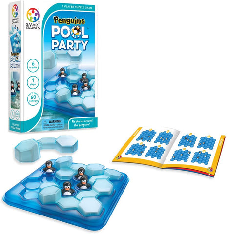 Penguins Pool Party - Smart Games