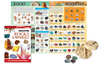Discover Rocks and Minerals Educational Tin Set