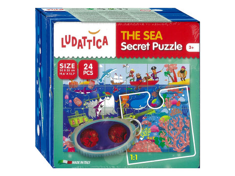The Sea Secret Jigsaw Puzzle