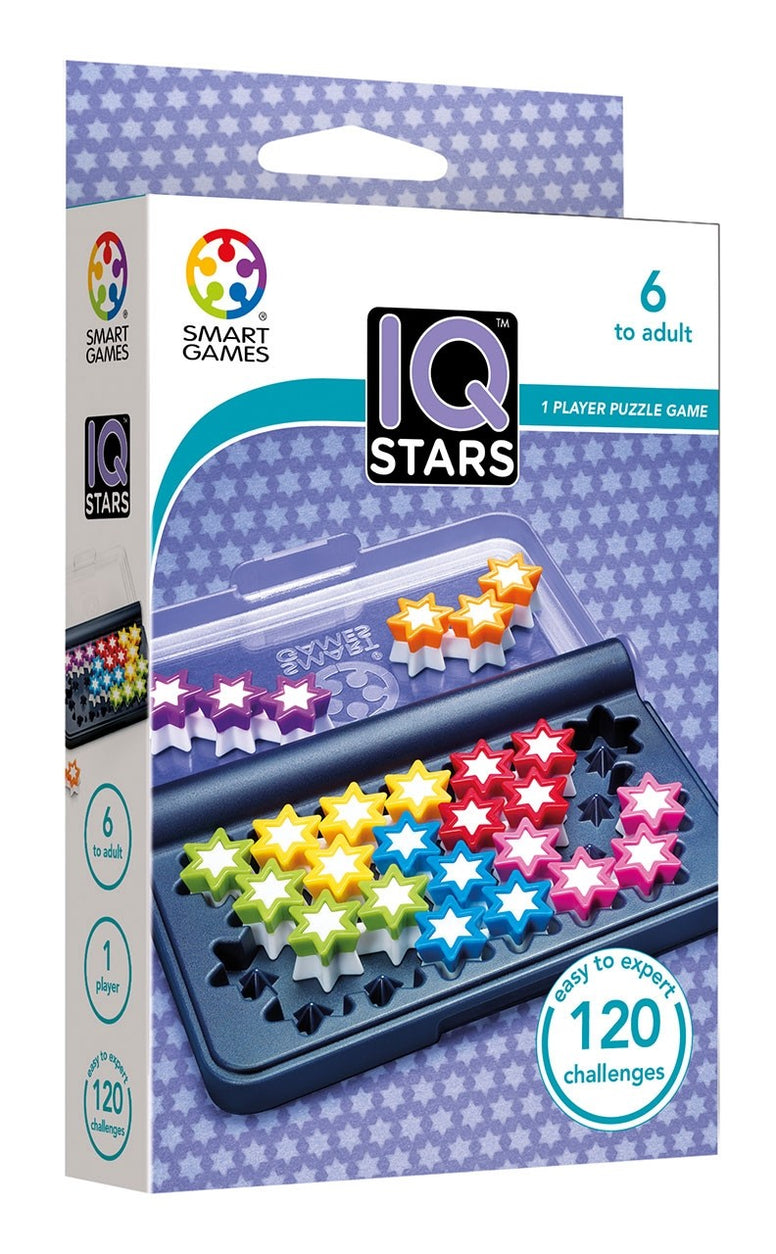 IQ Stars Game - Smart Games
