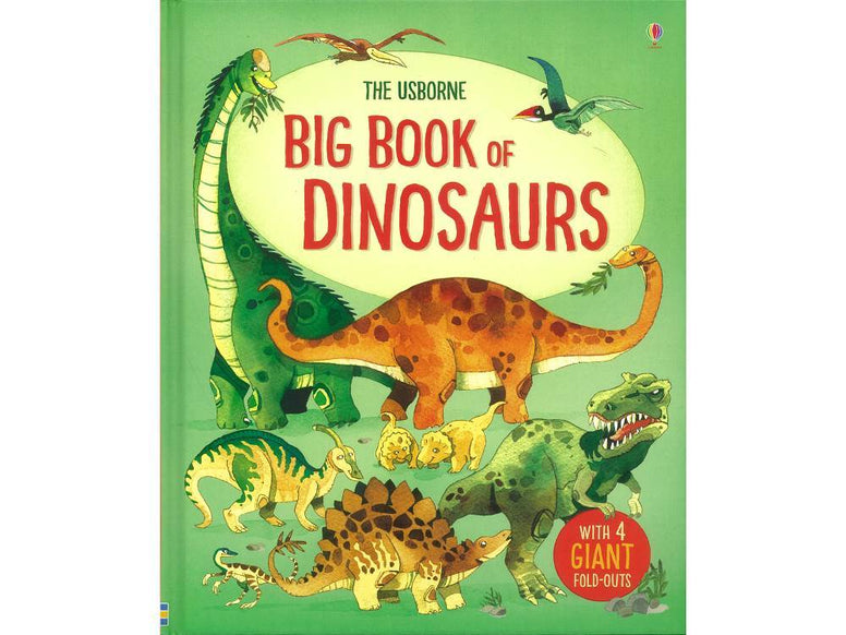 Big Book of Dinosaurs - Usborne