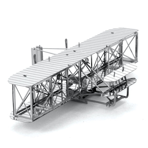 Metal Earth Kit - Wright Brothers Plane