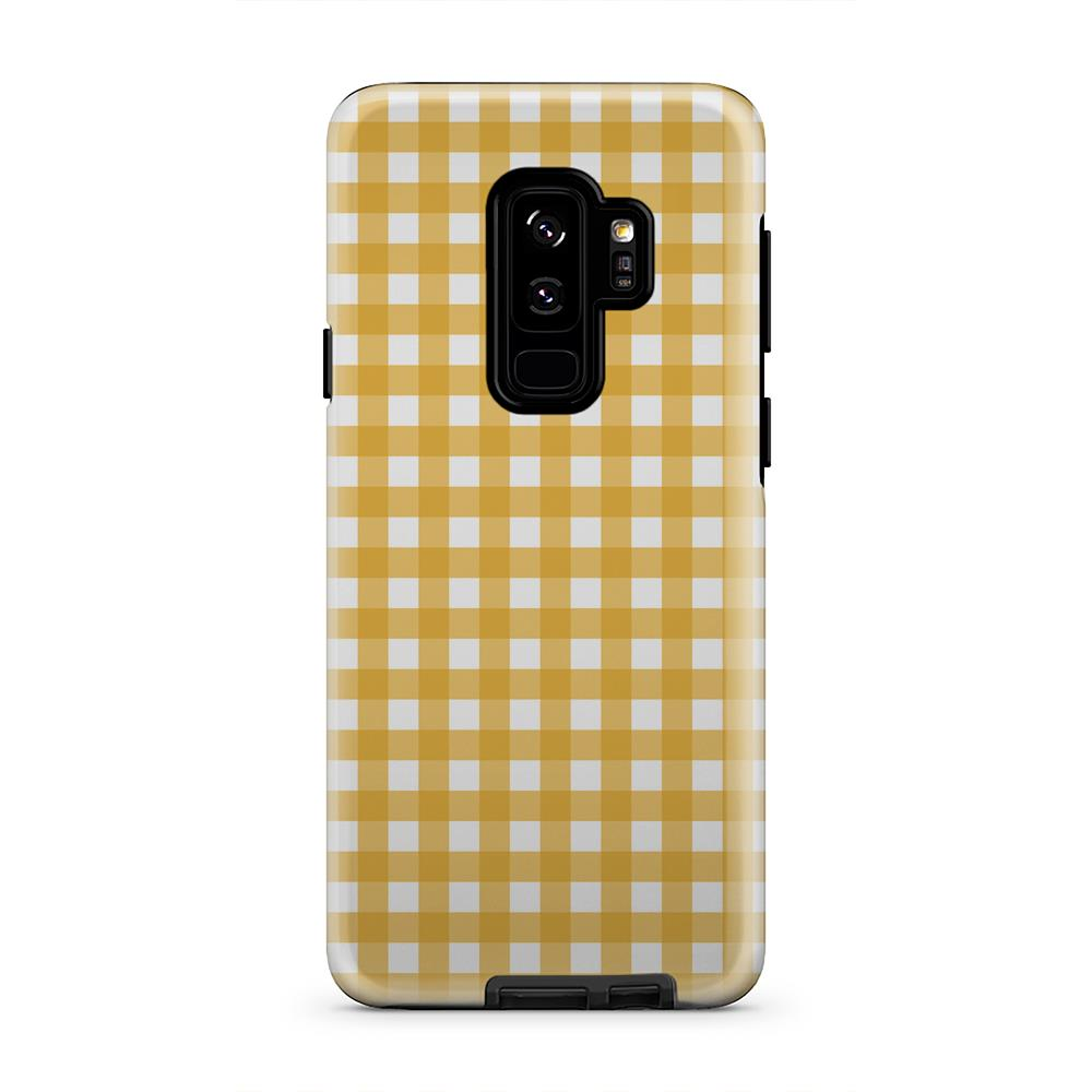 Plaid Picnic Case (All iPhone & Galaxy) - SeeThru™