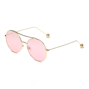 John Lennon Aviator Style Sunglasses 2019 Collection - SeeThru™