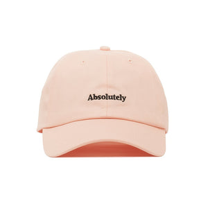Embroidered Premium Absolutely Dad Hat - Baseball Cap with Adjustable Closure - SeeThru™