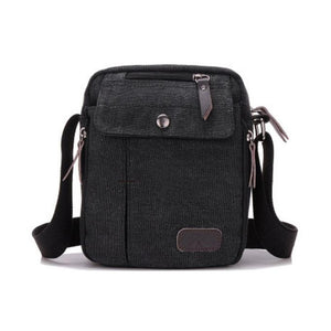 Canvas Messenger Bag - SeeThru™