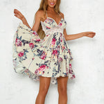 Lily Summer Flow Mid-Dress 2019 Collection - SeeThru™