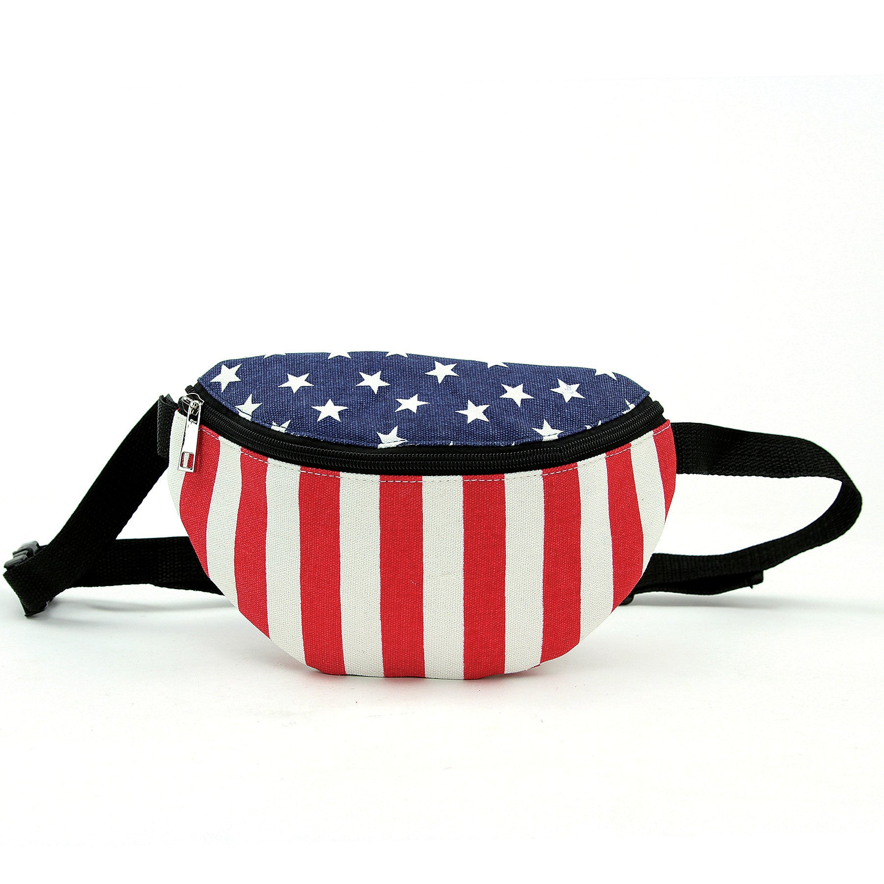 Stars and Stripes Fanny Pack - SeeThru™
