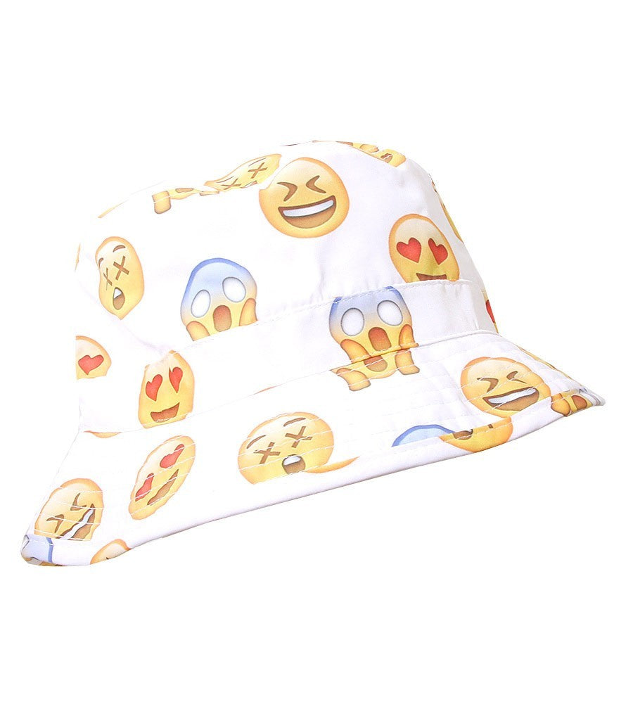 iPhone Emoji Bucket Hat - SeeThru™