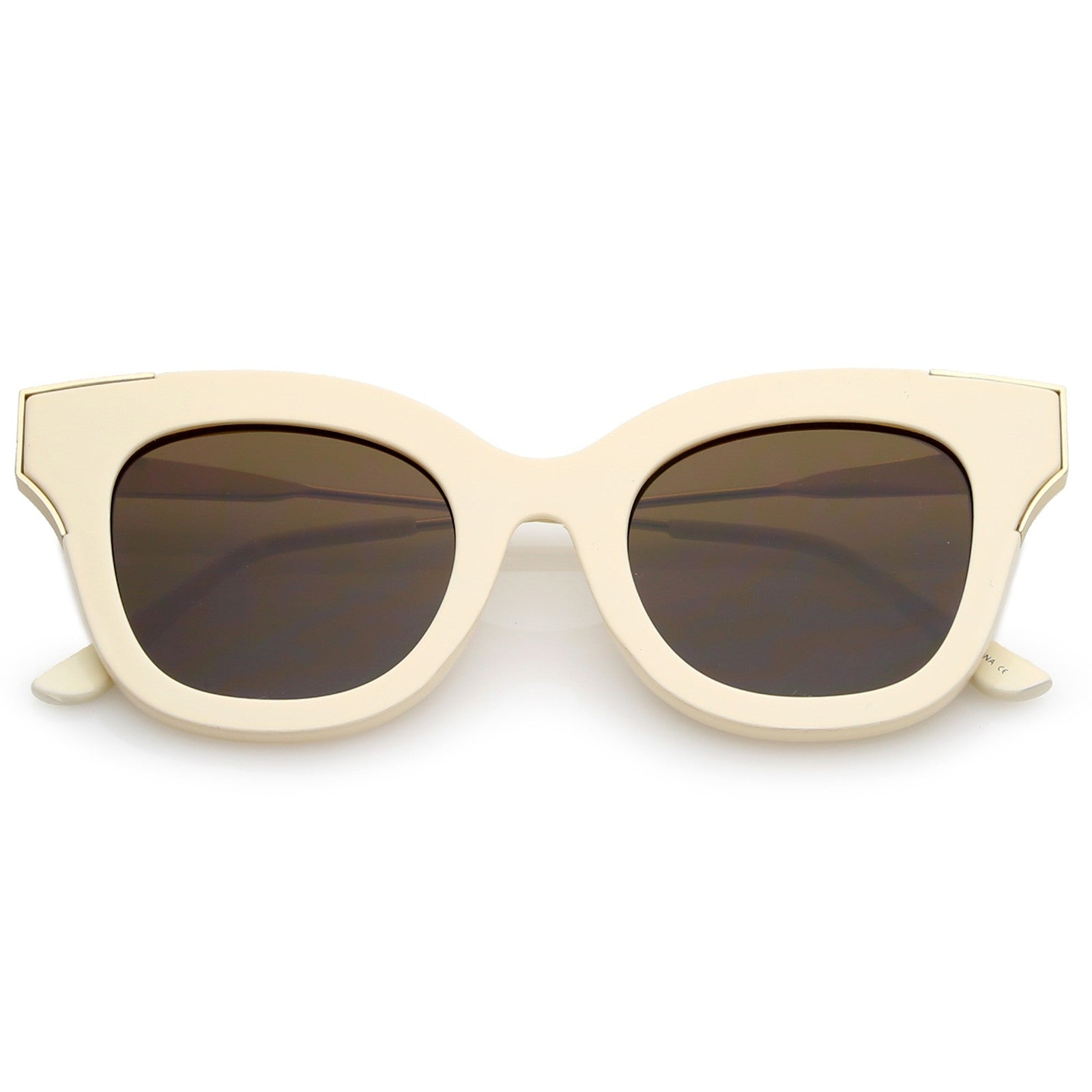 Diva Thick Frame Sunglasses 2019 Collection - SeeThru™
