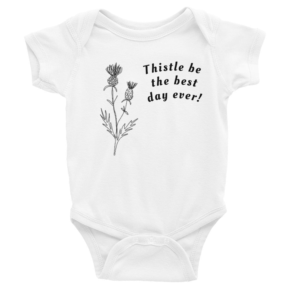 Thistle be the best day ever! - Seed Kids Clothing
