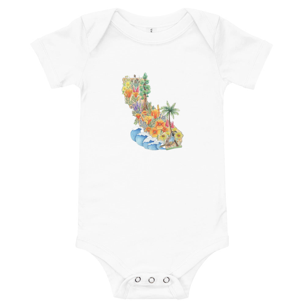 Cali Baby Onsie - Seed Kids Clothing