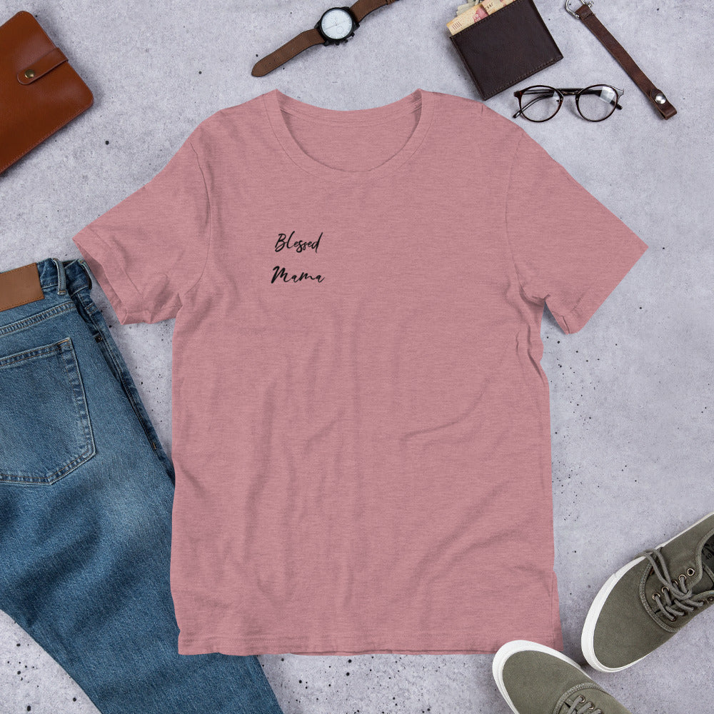 Blessed Mama Tee - Seed Kids Clothing