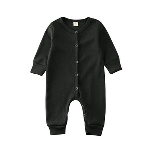 Ribbed cypress sleeper - Seed Kids Clothing