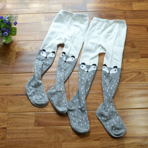 Fox Tights - Seed Kids Clothing