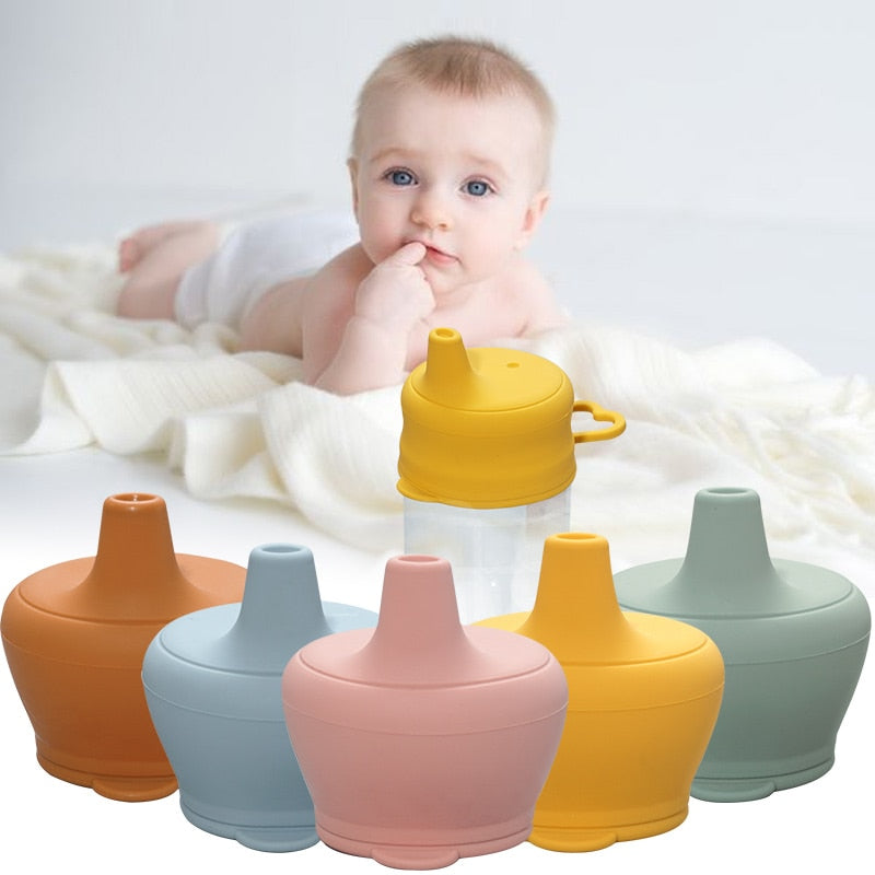 Silicon Sippy Cup Lid ( Meal Time) - Seed Kids Clothing