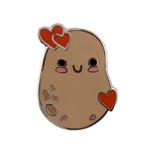 Spud Love Enamel Pin
