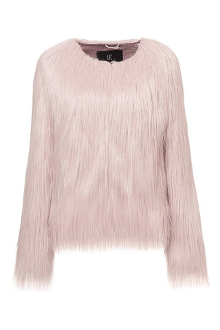 Unreal Dream Fur - Pearl Pink