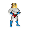 Powdered Toastman Pin