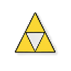 Triforce Pin