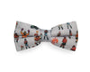 Punch Out! Wool Bow Tie