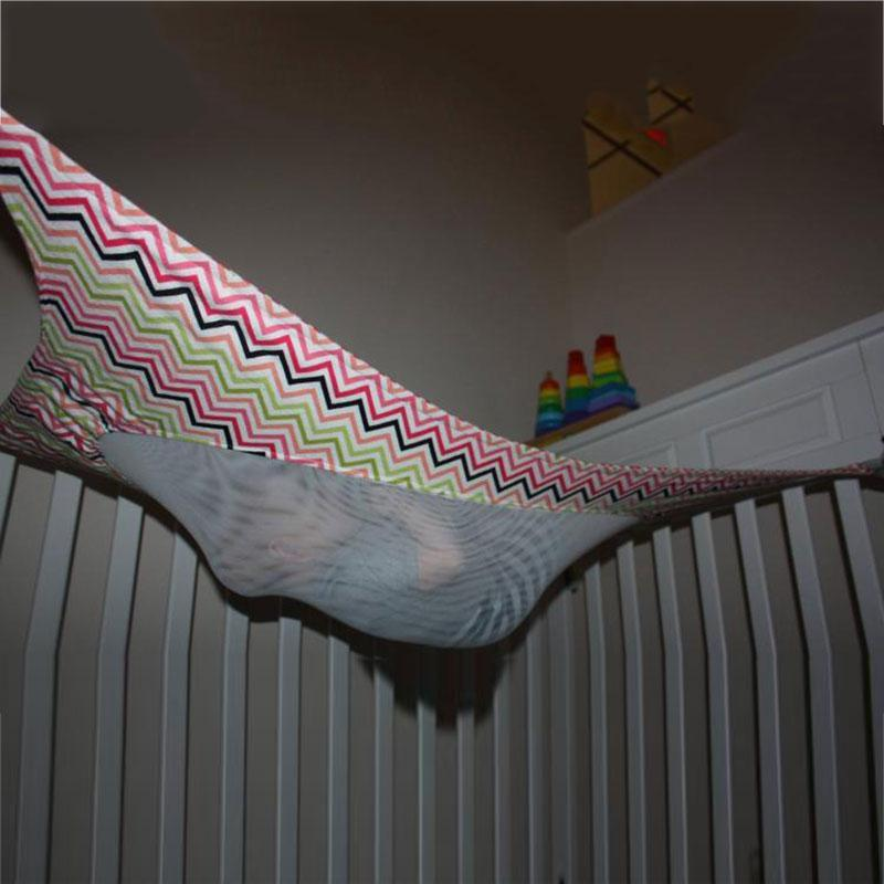 Medium image of crunch baby safety womb crib hammock multi color