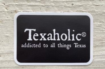 Texaholic® Stickers