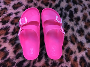 Light Pink Slides
