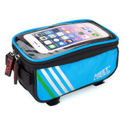 "MEETLOCKS Bike Bags Cycling Front Frame Bag for Screen 5.7"",BAG0004"