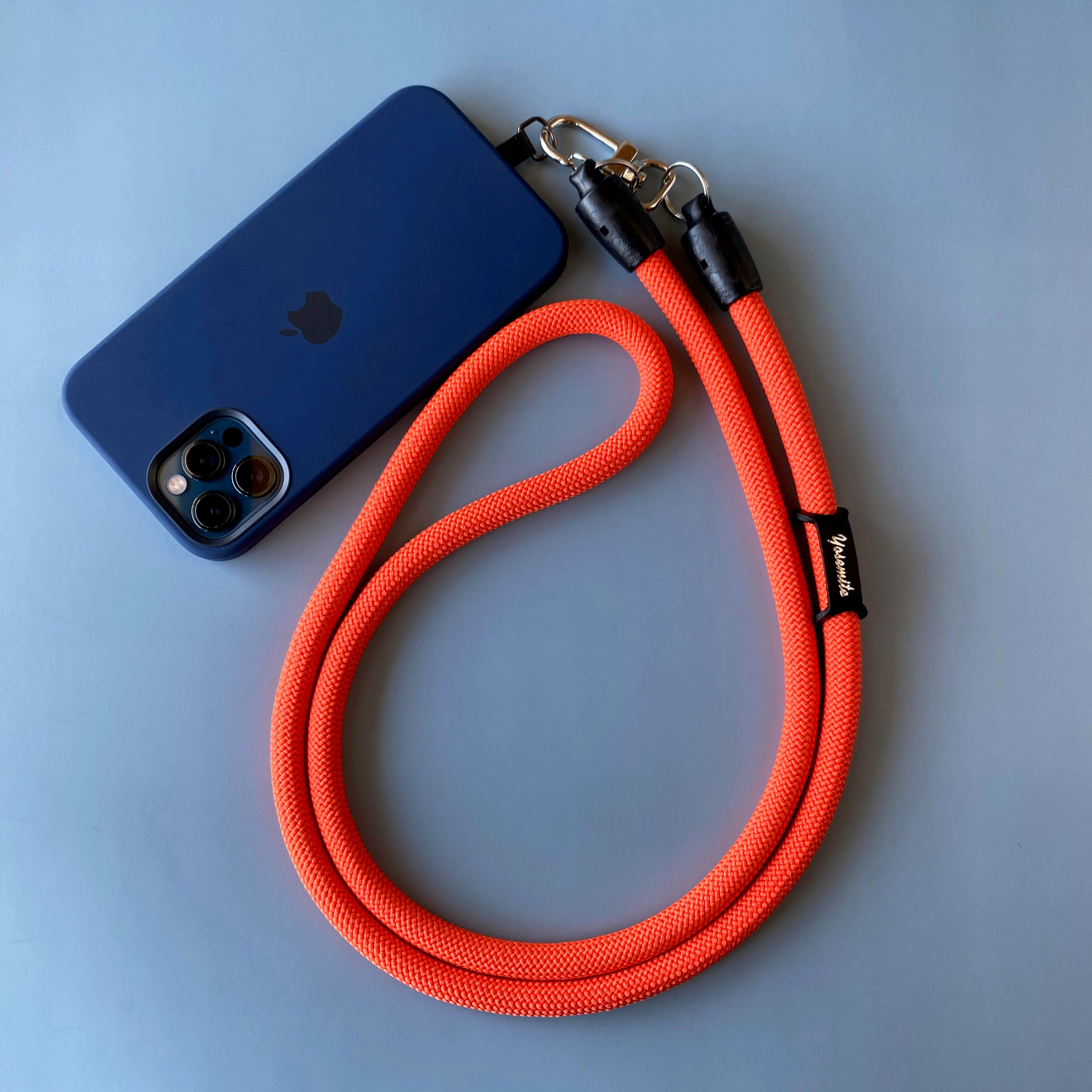 YOSEMITE MOBILE STRAP<br>ORANGE POP