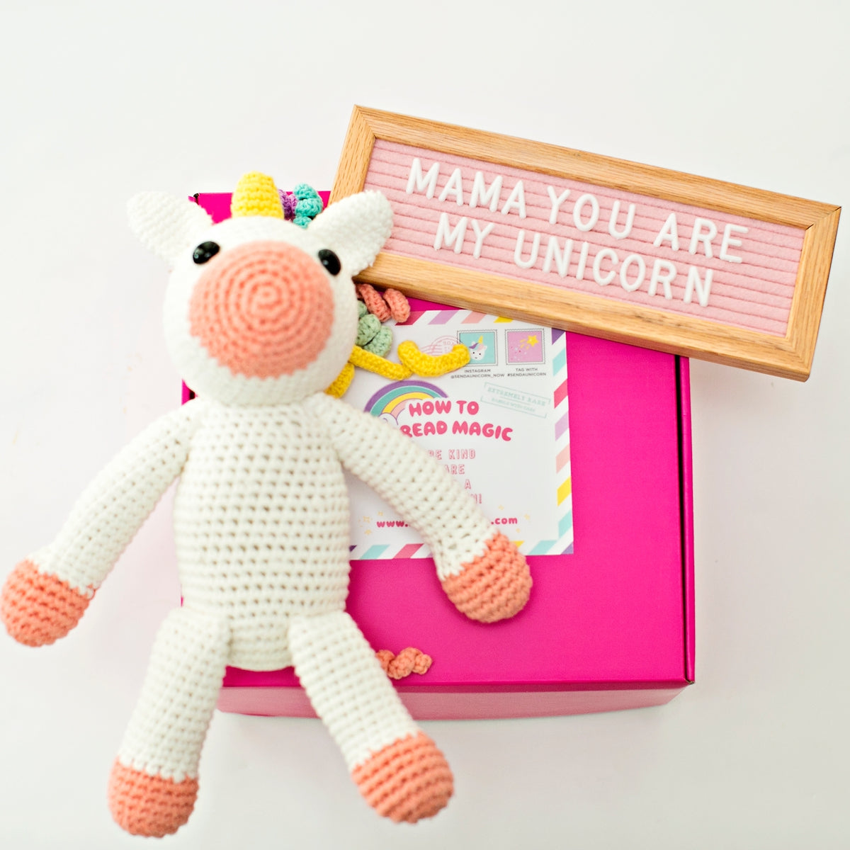 Mama You Are My Unicorn Mother's Day Gift