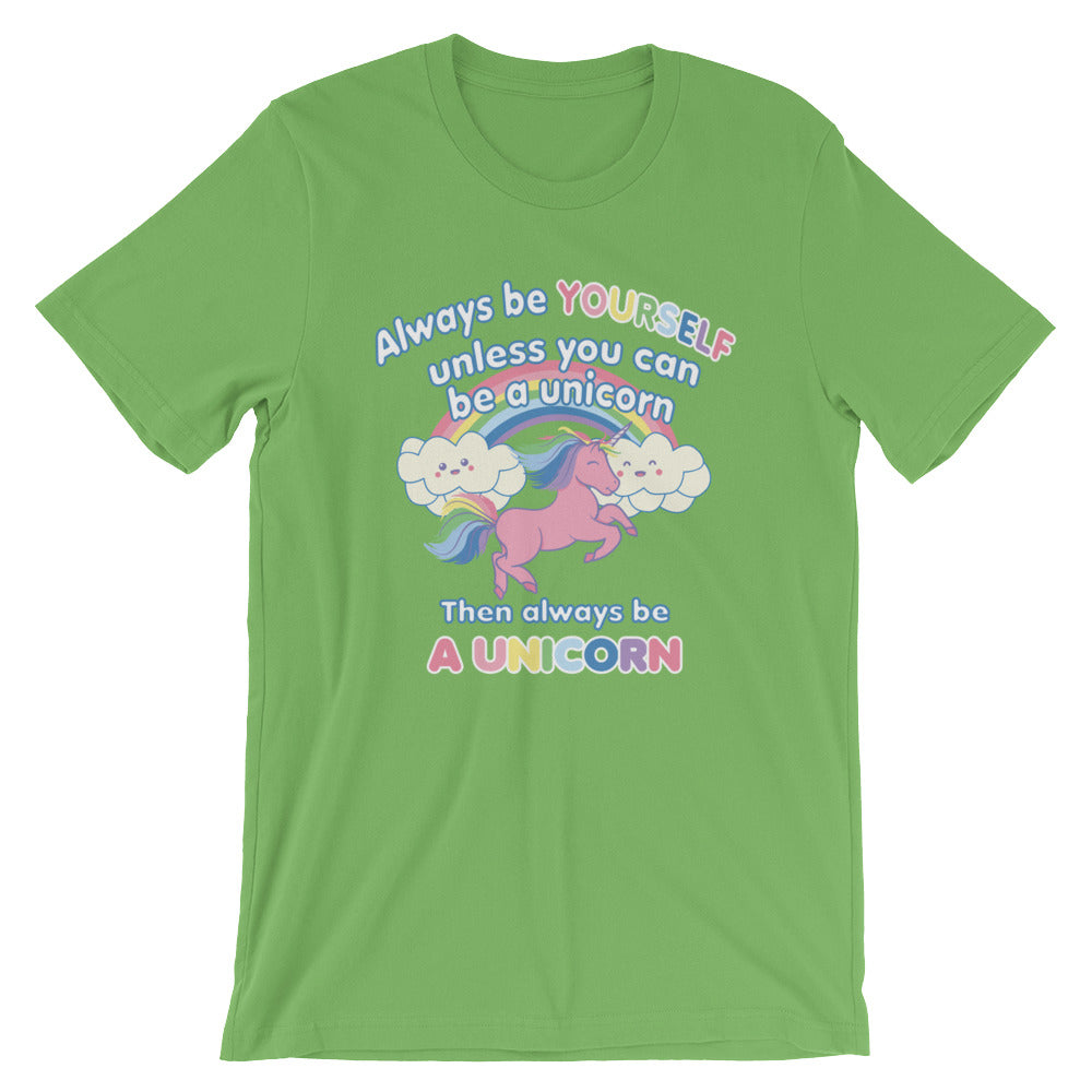 Always Be a Unicorn Adult Tee