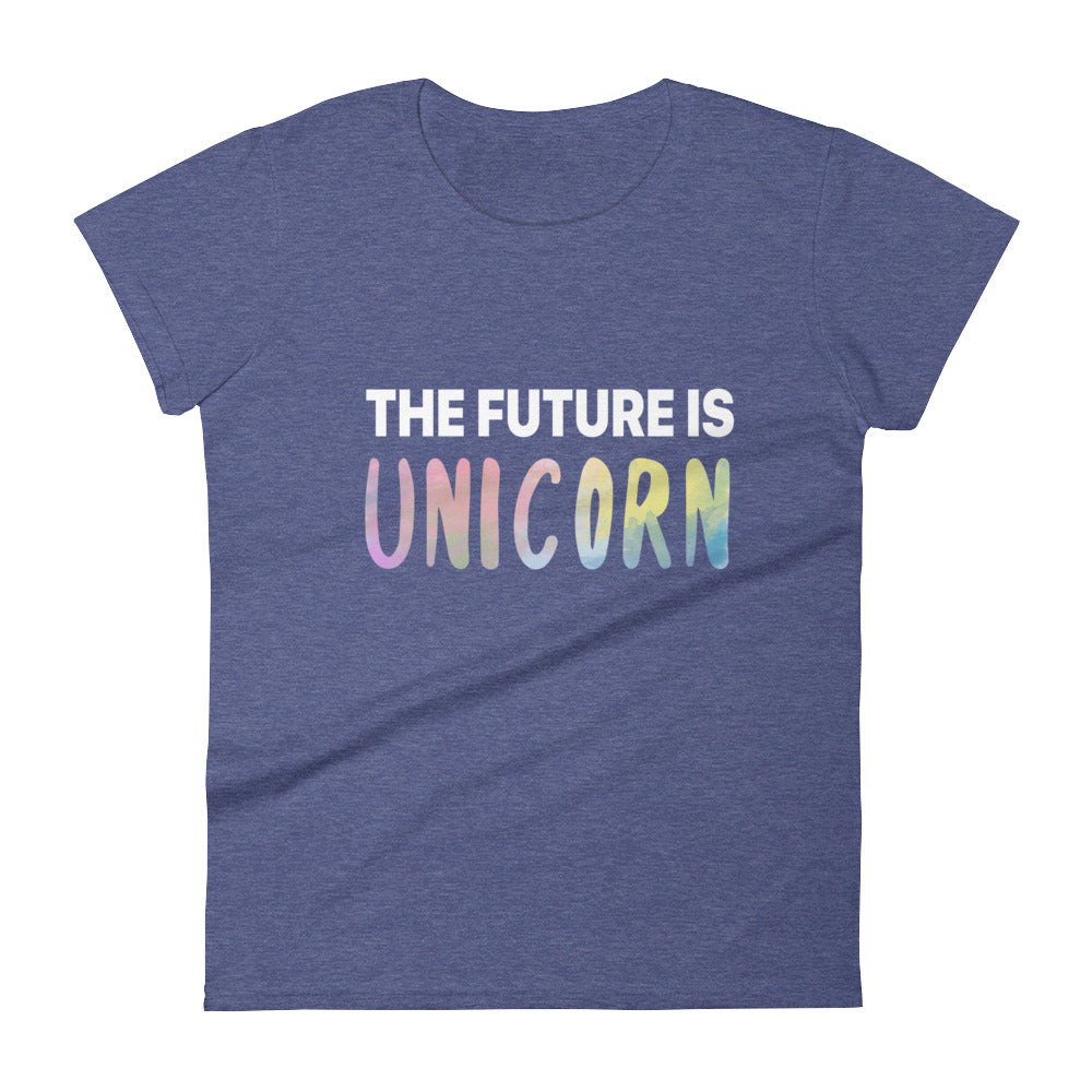 The Future is Unicorn Women's Tee