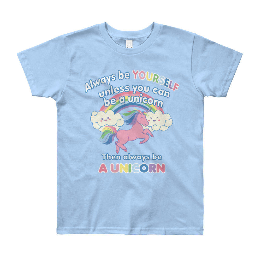 Always Be a Unicorn Kids Tee