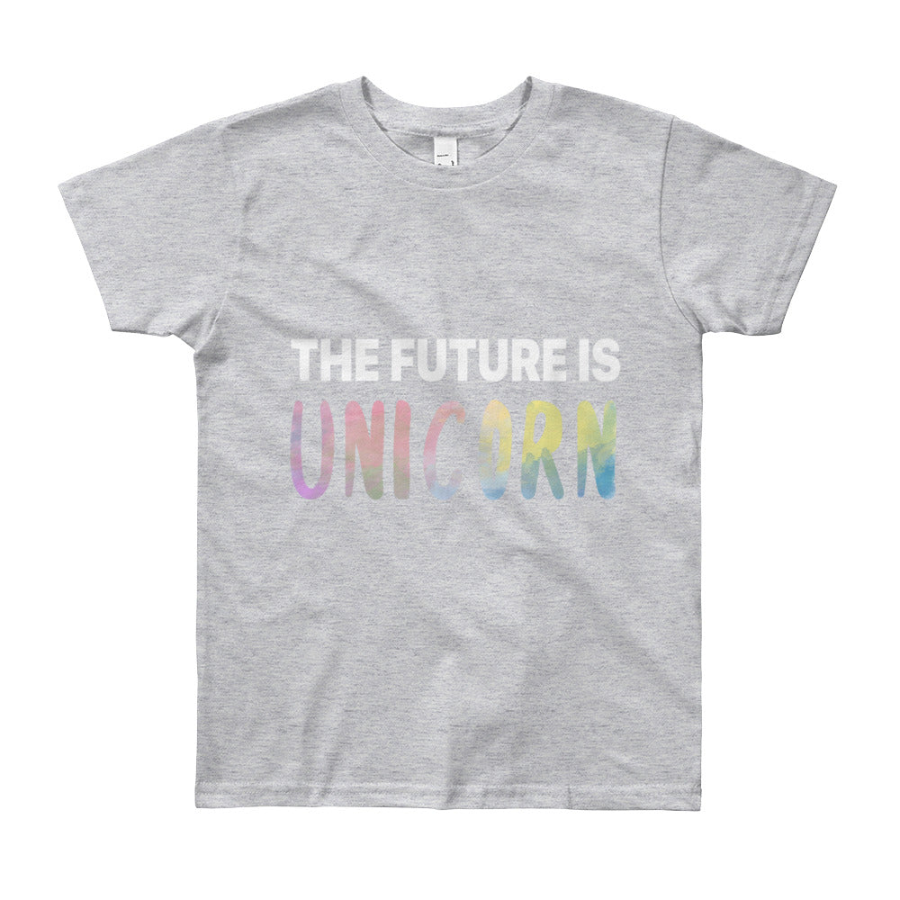 The Future is Unicorn Kids Tee