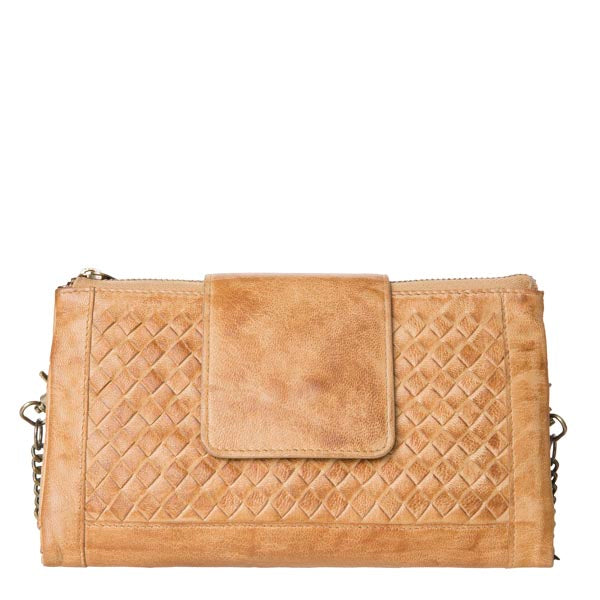 prato leather  wallet/clutch