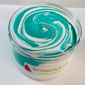 8oz Watermelon Butter Slime