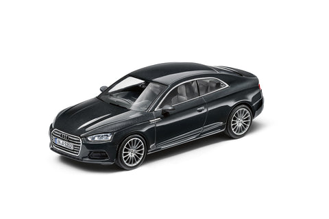 Audi A5 Coupé' Manhattan grey 1:43
