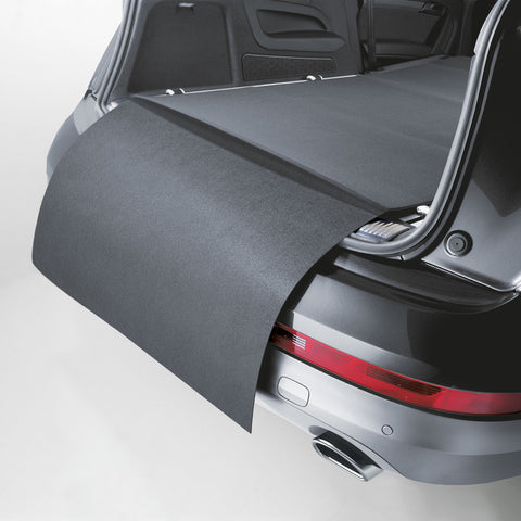 Reversible mat with bumper protection