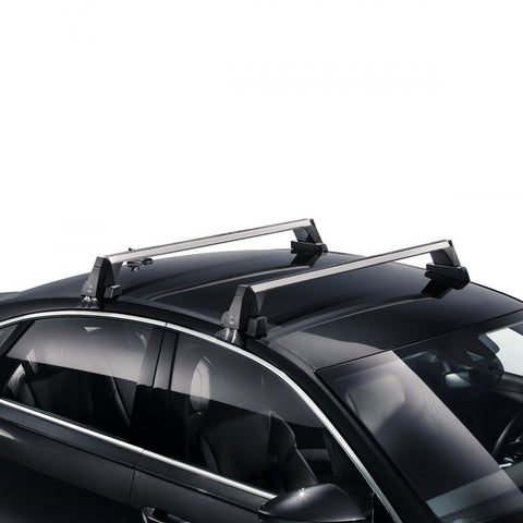 Roof carrier bars