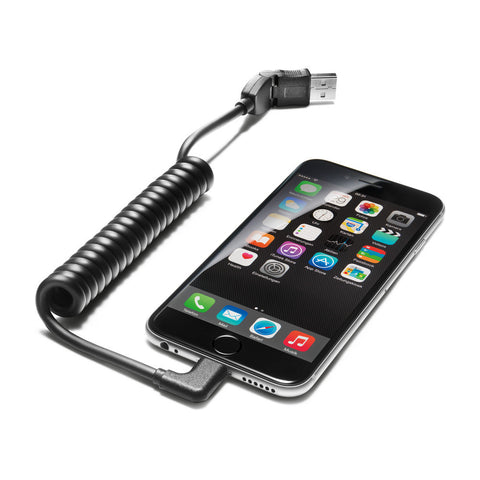 USB to Apple Lightning adapter cable